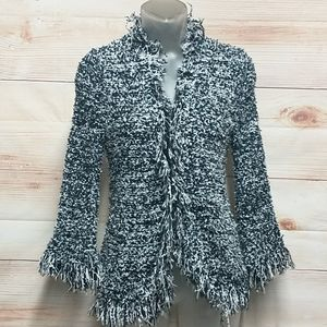 Chico's Open Front Cardigan Size 4